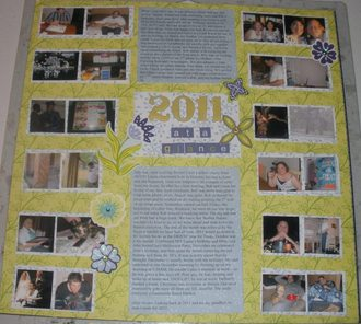 2011 At A Glance