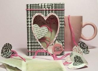 Valentine Tea Gift Box