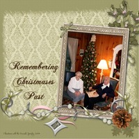 Remembering Christmases Past