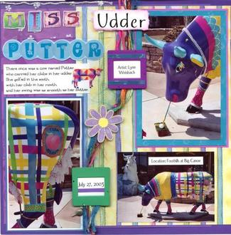 Miss Udder Putter