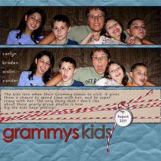 Grammy's Kids