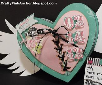You Make My Heart Flutter Valentine