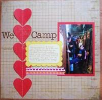 We {Heart} Camp