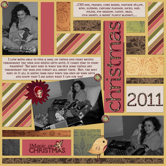 Christmas 2011 - Veronica