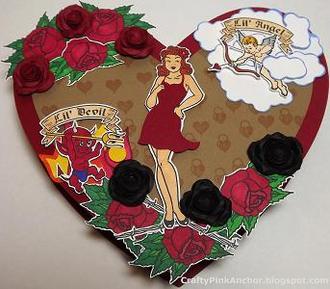 Bombshell Valentine