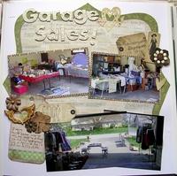 ... Garage Sales!