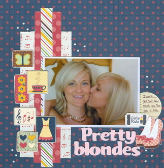 Pretty Blondes