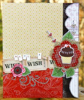 Make A Wish Hybrid Card