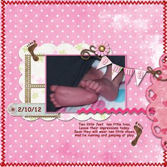 Two Little Feet