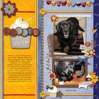 Doggie Ice Cream