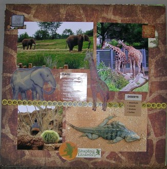 Elephants & Giraffes