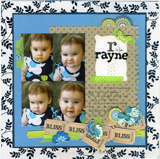R is for Rayne