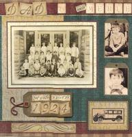 Dad: 2nd Grade 1924