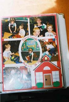 Amanda's First Grade lo
