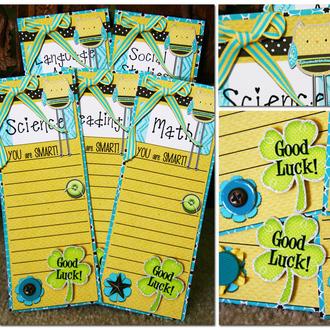 Hybrid Encouragement Notecards