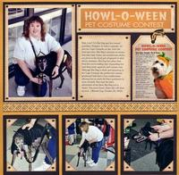Howl - O - Ween