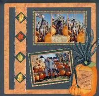 Pumpkin Patch 2002