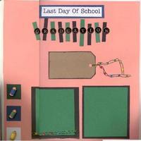 Donated Album - Preschool Graduation