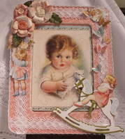 Little Darlings Picture Frame
