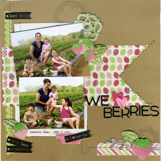 We love berries *hybrid*