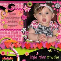Little Miss Maddie