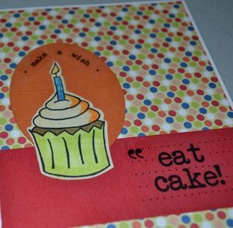 Make a Wish - Eat Cake
