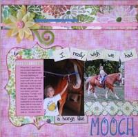 A Horse Like Mooch