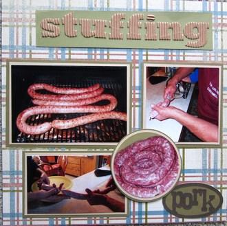 Stuffing and Smoking
