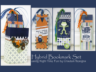 Hybrid Bookmark Set