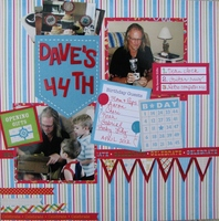 Dave's 44th