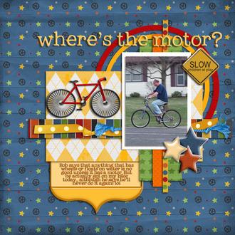 where's the motor?