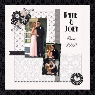 Kate & Joey