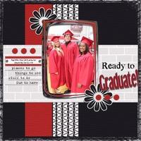 Ready to Graduate!