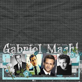 Gabriel Macht