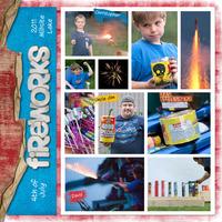 Fireworks - July 4, 2011