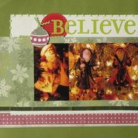 Believe in Christmas