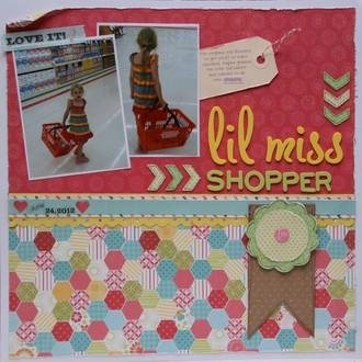 Lil Miss Shopper