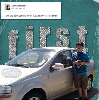 Derek's First Car