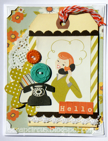 hello card october afternoon 9 to 5