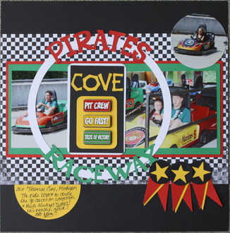 pirates cove raceway