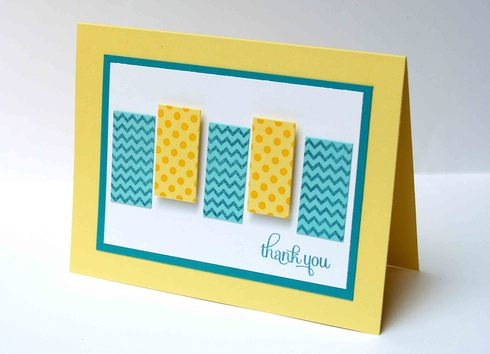Lily Bee and Bazzill card, created by Laura Williams, for A Cherry On Top