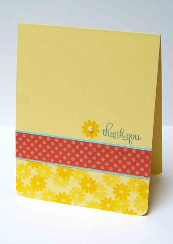 Lily Bee card by Laura Williams, for A Cherry On Top. com