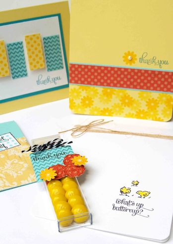 Lily Bee stamps and Bazzill cardstock, by Laura Williams