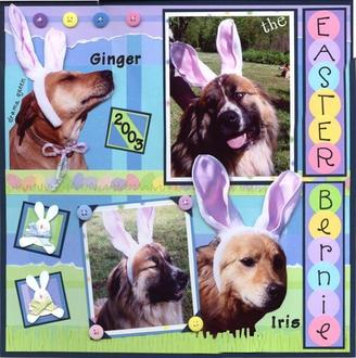 The Easter Bernie