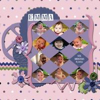 Emma @ 6 Months