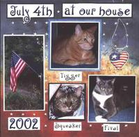 July 4th At Our House