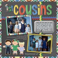1st Cousins