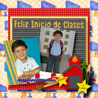Feliz Inicio (Happy First Day)