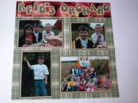 Reid's Orchard Field Trip