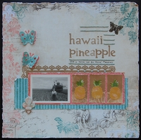 Hawaii Pineapple